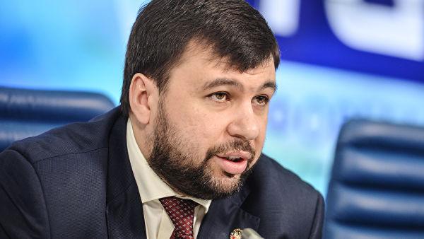 Пушилин: Интеграција Донбаса са Русијом прешла у интензивну фазу