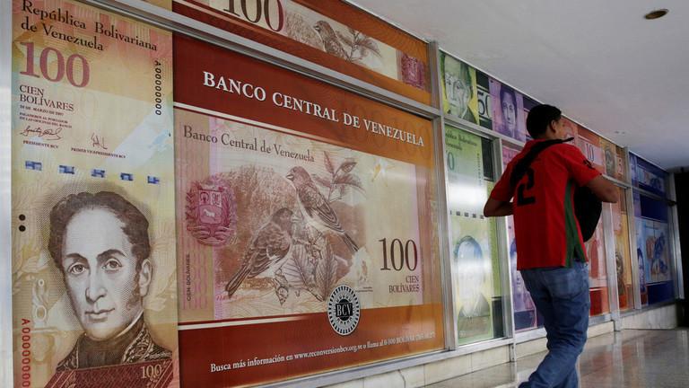 РТ: САД дале лидеру опозиције Гваиду контролу над делом финансијких средстава Венецуеле
