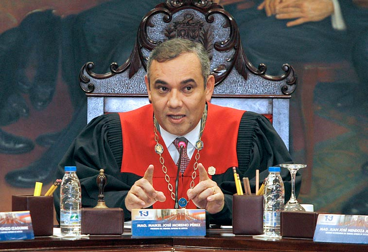 Врховни суд Венецуеле забранио Гваиду да напусти земљу, те блокирао његове рачуне