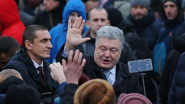 Порошенко: Наставићемо политику обнове територијалног интегритета Украјине