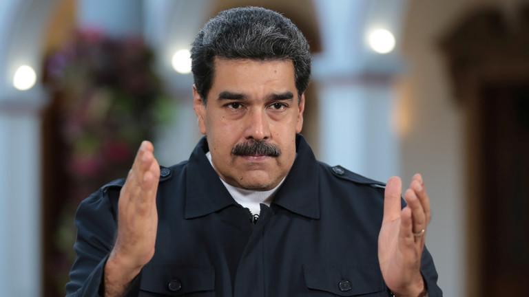 РТ: Мадуро Американцима: Ви сте већи од Трампа, не дозволите му да започне вијетнамски рат против Венецуеле