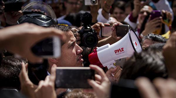 Парламент ЕУ признао Гваида за председника Венецуеле