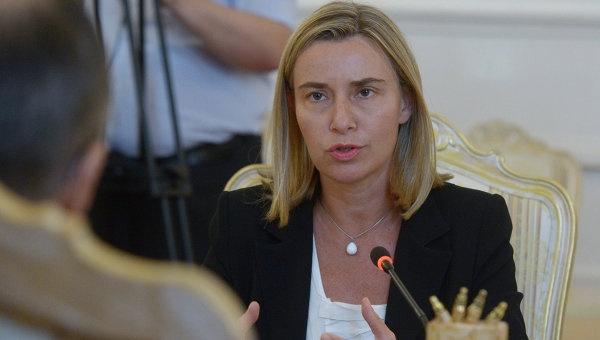Могеринијева: ЕУ не жели да Стари континент постане место за супарништво суперсила