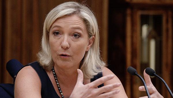 Ле Пен: ЕУ покушава да обнови сукоб који је постојао у Ирској