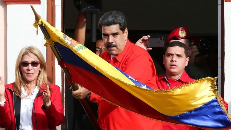 """РТ: Борба """"Давида и Голијата"""" између САД-а и Венецуеле оставиће крваве руке Трампу"""