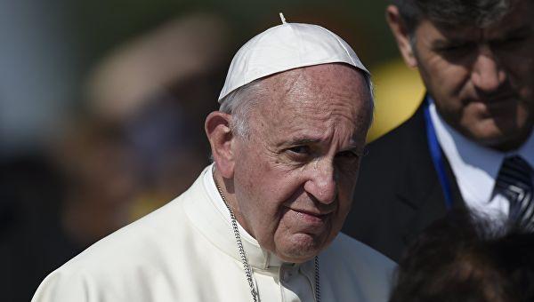 Мадуро писао папи