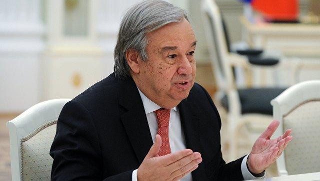 Гутереш: УН неће учествовати ни у једној иницијативи које се формирају ради решавања кризе у Венецуели