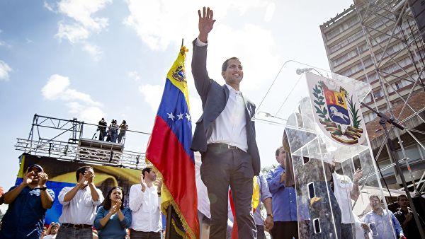 """Земаље групе """"Лима позвале војску Венецуеле на лојалност Гваиду"""