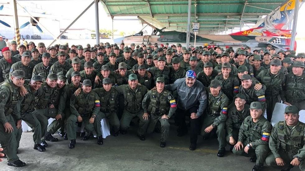 """РТ: """"Направите прави избор!"""": САД нуде укидање санкција венецуеланским официрима који дезертирају"""