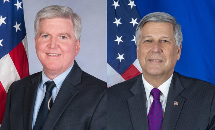 Скот и Коснет: Србија има пуну подршку САД-а да призна Косово