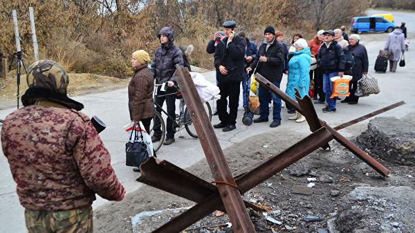 """Кијев одредио тачне координате """"окупираних"""" територија у Донбасу"""