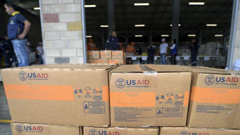 РТ: Хуманитарна помоћ САД је велика лаж и увод у војну интервенцију - Каракас