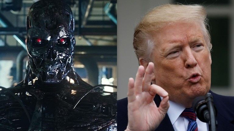 РТ: Трамп наредио агенцијама да убрзају развој вештачке интелигенције како би се осигурала доминација САД
