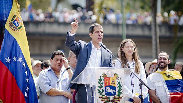 Каракас: Гваида САД послале у Србију да учи како се обара власт