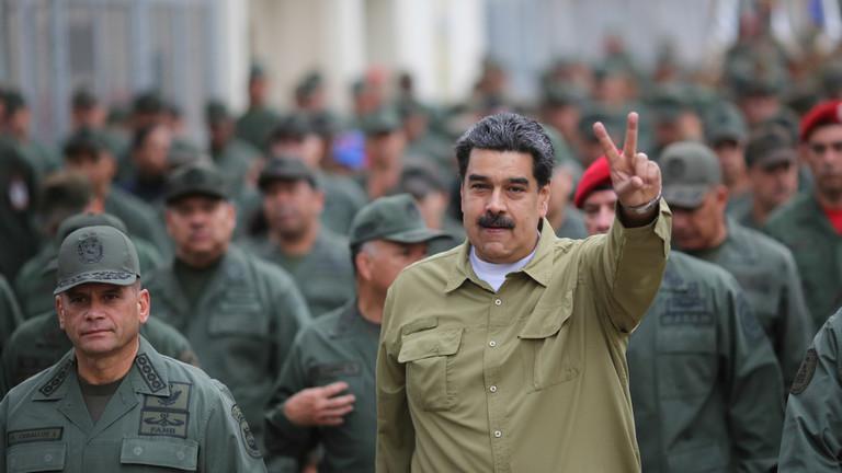 """РТ: Војска Венецуеле одбацила """"арогантне и бесмислене"""" Трампове претње, понавља лојалност Мадуроу"""