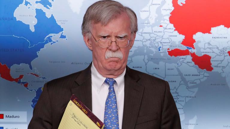 """РТ: Прво Венецуела, сада Никарагва? Болтон каже да су Ортегини дани """"одбројани"""" и да ће народ """"ускоро бити слободан"""""""