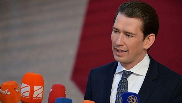 Курц затражио од Трампа веће ангажовање САД у решавању косовског питања