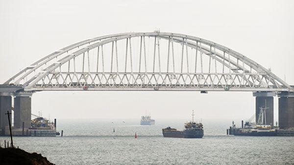 Украјина намерава да поднесе Међународном кривичном суду тужбу против Русије због изградње Кримског моста