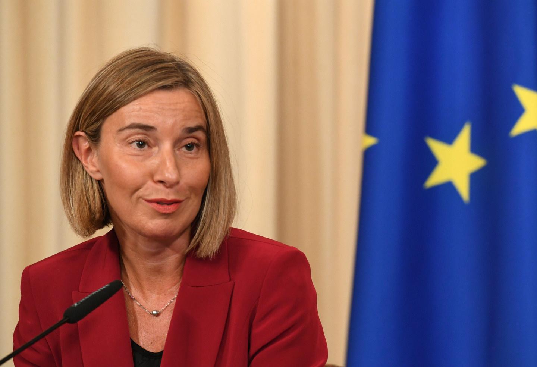 Могеринијева: Унапређујемо преговоре између Србије и Косова