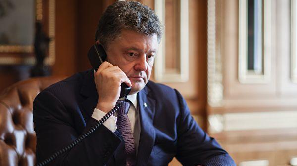 Порошенко се пожалио да се Путин не јавља
