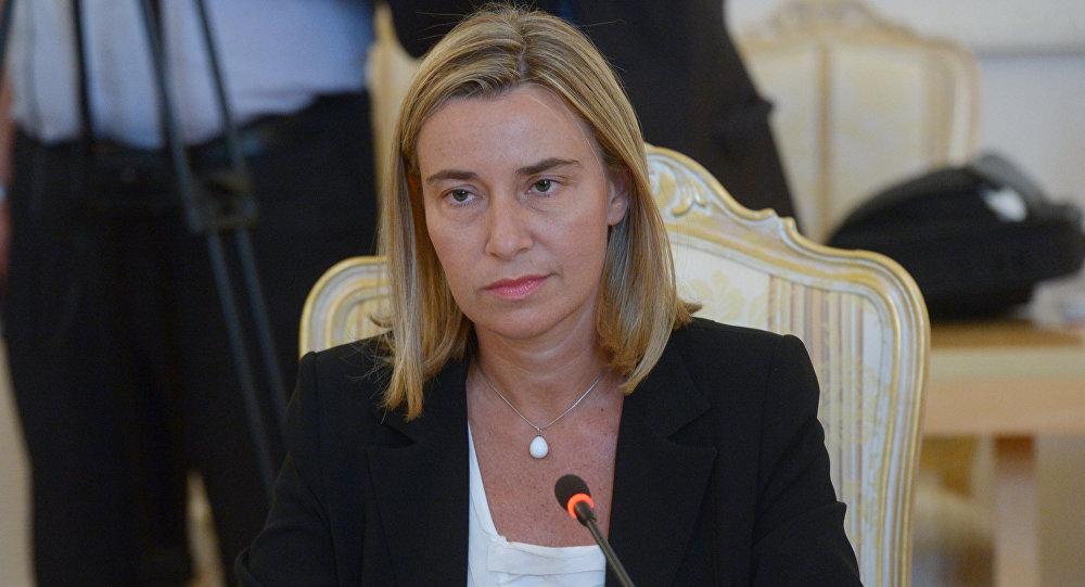 Могеринијева: Ако међународни споразуми могу да буду игнорисани, сукоби постају неминовни