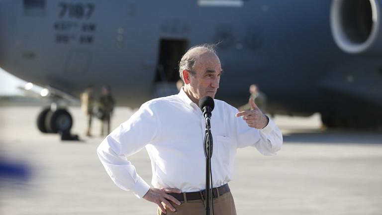 """РТ: Неће бити војне интервенције у Венецуели, само """"одговарајуће акције"""" - Абрамс"""