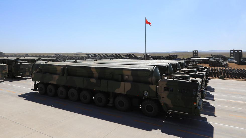 РТ: Немачка жели да прошири Споразум о ракетама на Кину, након што су га САД напустиле