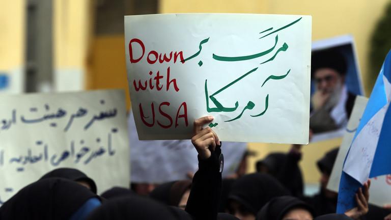 РТ: Иран је у економскоми и психолошком рату са САД-ом и њиховим савезницима - Рохани