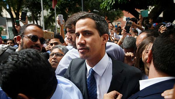 Гваидо позвао европске државе да појачају финансијске санкције Венецуели