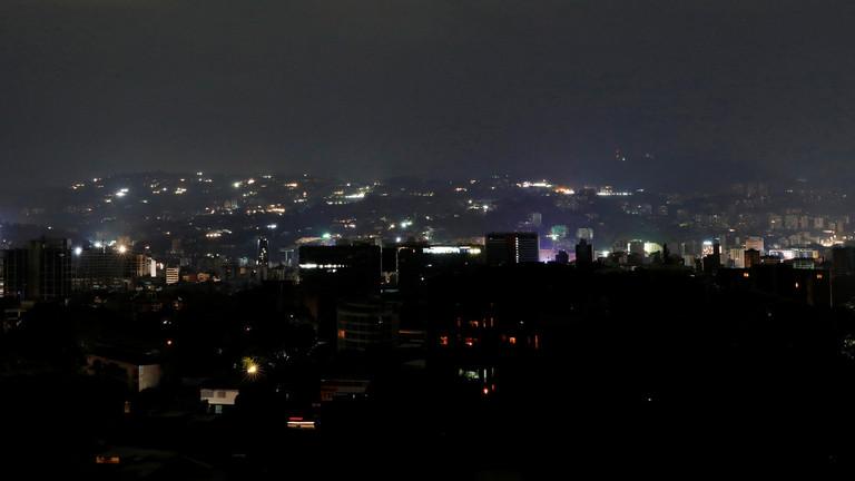 РТ: Венецуела оптужила САД за саботажу након великог нестанка електрине енергије