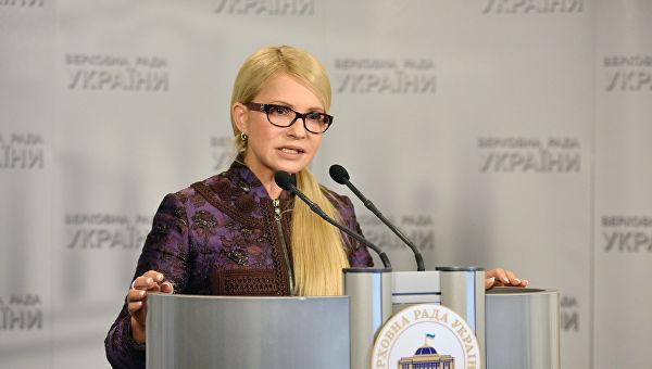 Тимошенко позвала Порошенка да се повуче из председничке трке, оптужујући га за корупцију и прање новца