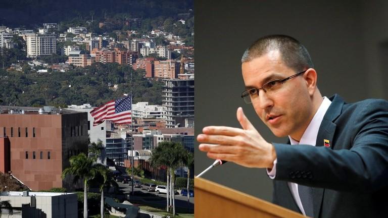 САД: Америчке дипломате имају 72 сата да напусте Венецуелу