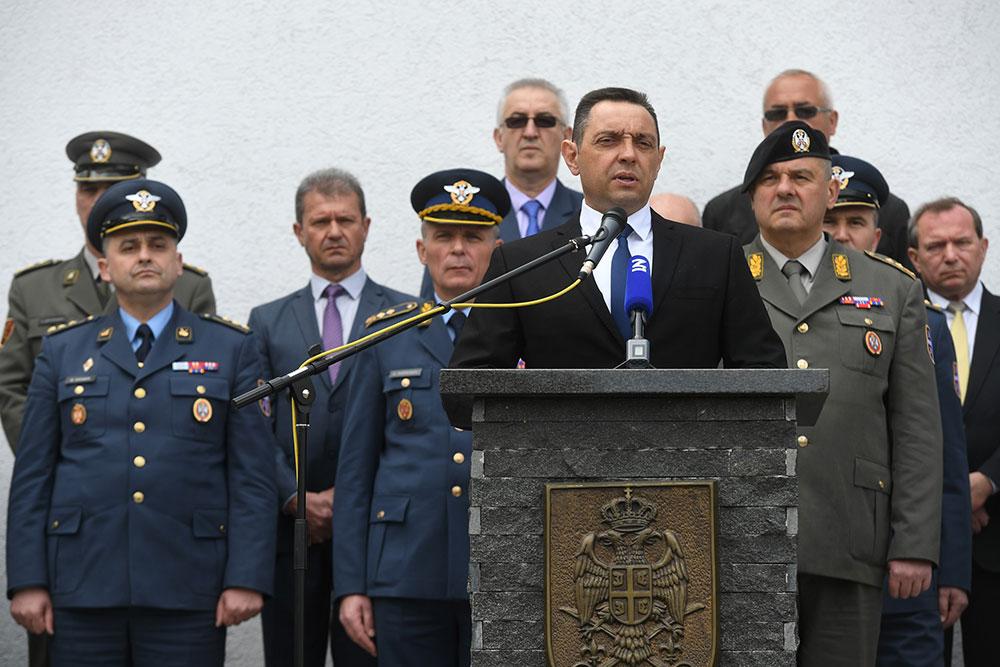 Вулин: Надам се да ћете једног дана смоћи снаге да признате да је НАТО агресија била страшан злочин