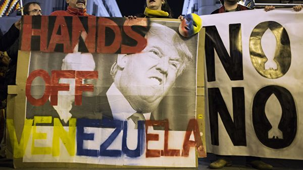 САД запретиле Русији санкцијама због ситуације у Венецуели