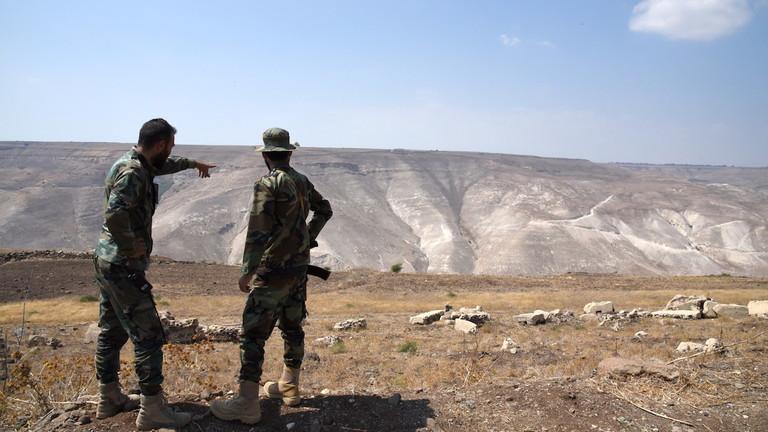 """РТ: Саудијска Арабија """"апсолутно одбацује"""" све кораке који утичу на сиријски суверенитет над Голанском висоравни"""