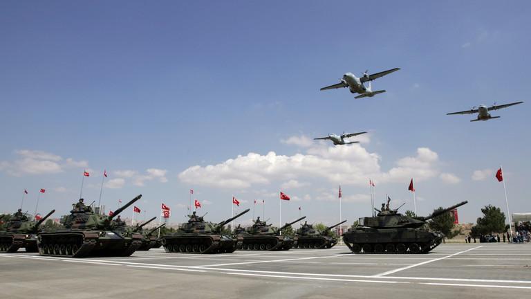 """РТ: """"САД морају да изаберу између Турске и терориста"""": Анкара одговорила САД-у контра-ултиматумом"""