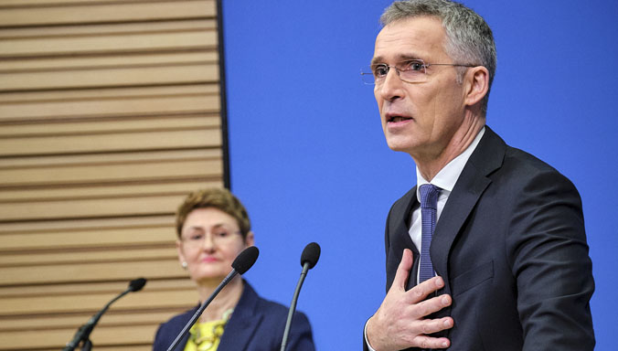 Столтенберг: Не желимо да изолујемо Русију. Морамо да разговарамо како бисмо смањили могућност инцидената и погрешних прорачуна