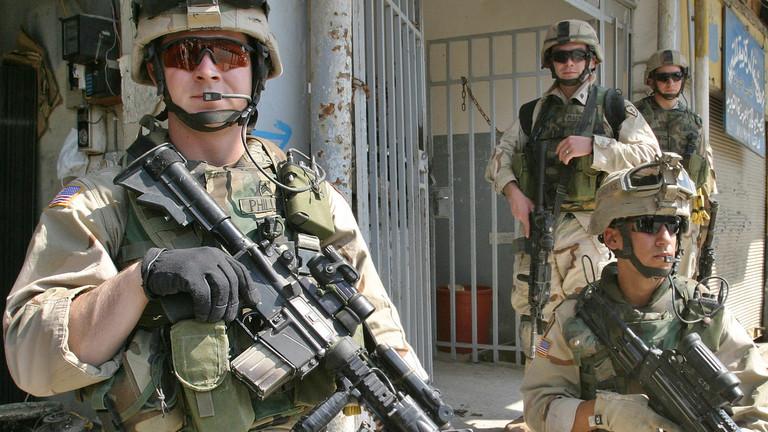 РТ: Мило за драго: Врховни савет безбедности Ирана прогласио Војску САД терористичком организацијом