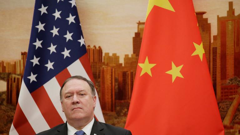 РТ: Помпео је лицемер који је изгубио тразум - кинески амбасадор у Чилеу
