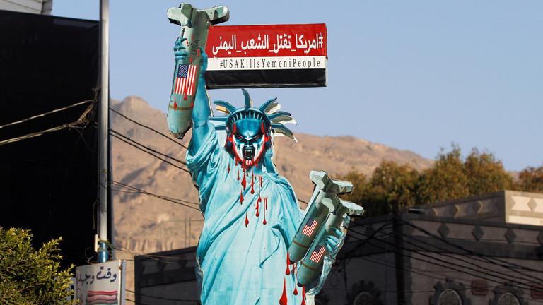 РТ: Трамп ставио вето на резолуцију Конгреса о обустави подршке саудијској коалицији у рату у Јемену