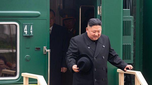 Ким Џонг УН стигао у Русију