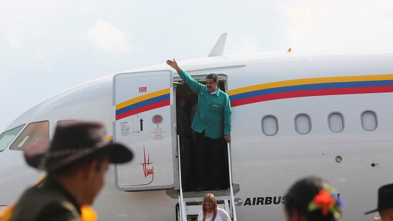 РТ: Лажне вести за покривање неуспешног војног удара! Венецуела и Русија одговариле на Помпеову тврдњу да је Мадуро умало побегао