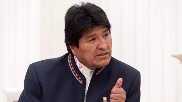 Моралес: Боливија изражава жаљење што неке земаље још увек подржавају САД