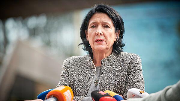 Председник Грузије би се могла суочити с импичментом због америчке војне базе