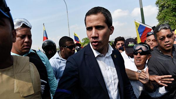 """Гваидо би простао на војну интервенцију у својој земљи """"ако би она решила кризу"""""""