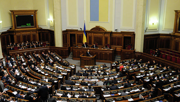 Могуће распуштање Врховне раде Украјине