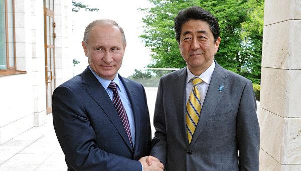 Путин и Абе ће се састати на маргинама самита Г20 у јуну