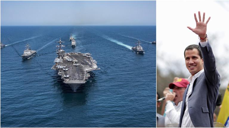"""РТ: Гваидо тражи """"директну везу"""" са Пентагоном"""