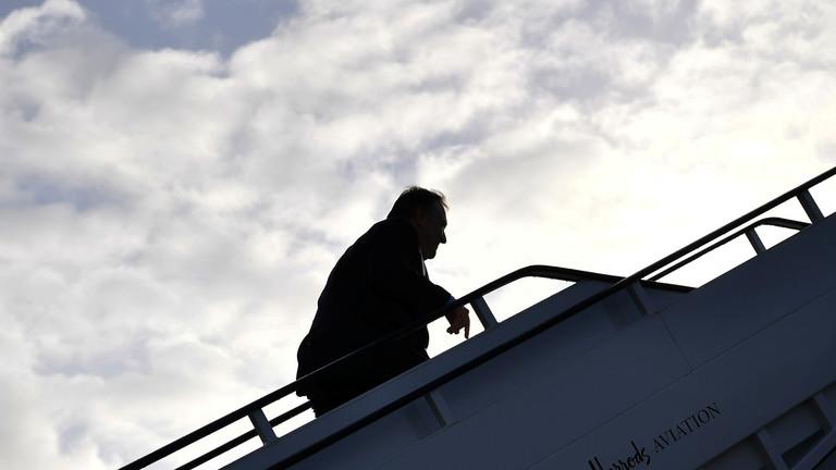 РТ: Помпео отказао данашњу посету Москви како због разговора о Ирану у Бриселу