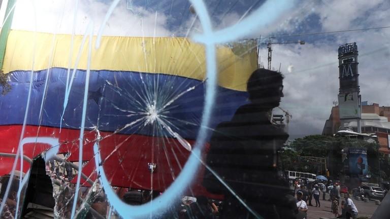 """РТ: Гваидо тражи састанак с америчком војском како би испланирали """"обнову демократије"""" у Венецуели"""